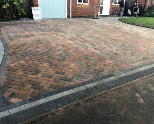 Loughborough Block Paving