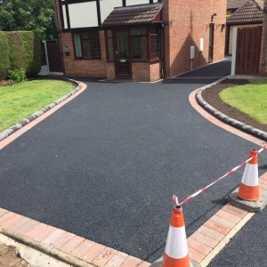 tarmac driveways in Burton