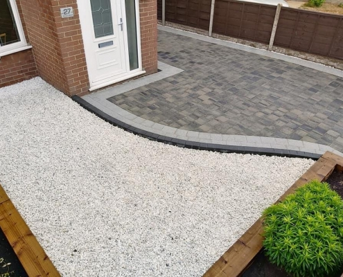 block paving Shepshed