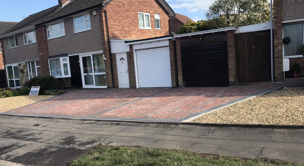 driveways in Shepshed